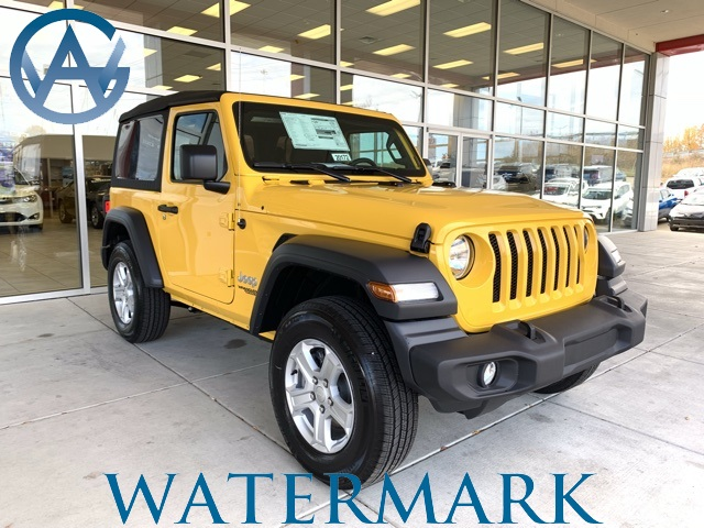 Jeep Wrangler For Sale In Sc >> New 2018 Jeep Wrangler Sport S Sport Utility In Madisonville 20172